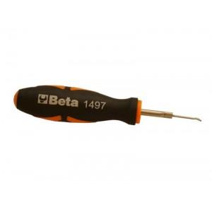Narzędzie odblokowujące do wtyczek elektrycznych samochodów Beta 1497/21