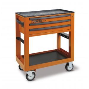 Wózek narzędziowy c50s z 3 szufl.pomar.