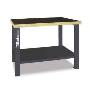 Stół warsztatowy c58b szary
