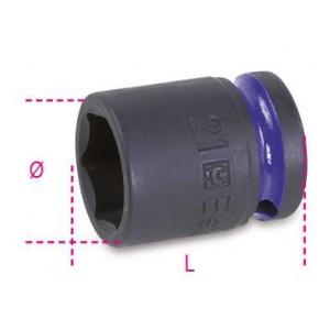 Nasadka udarowa 1/2 kod kolor.19mm