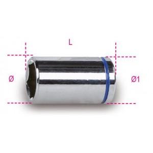 Nasadka 1/4 sześciokąt.kod kolor.9mm