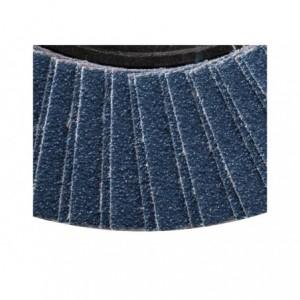 Ściernica listkowa talerzowa płaska cyrkonowa z60 talerz fibrowy 125x22mm listki...