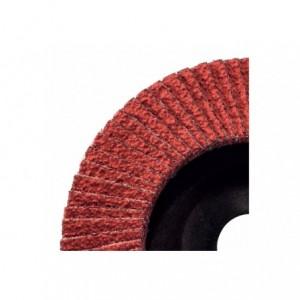 Ściernica listkowa talerzowa płaska ceramiczna ac40 talerz nylonowy 115x22mm listki...