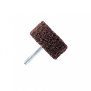 Ściernica trzpieniowa z włókniny granulacja drobna - fine 30x30x6mm abrabeta