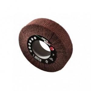 Ściernica nasadzana włókninowa granulacja - średnia - medium 200x50x76,2mm abrabeta