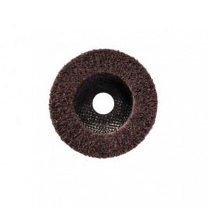 Ściernica listkowa talerzowa płaska z włókniny granulacja drobna - fine talerz fibrowy...