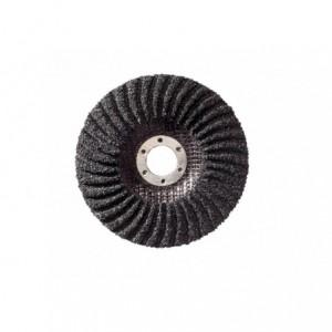 Ściernica talerzowa z węglikiem krzemu płaska talerz fibrowy 125x22,23mm,c36 abrabeta