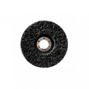 Ściernica talerzowa płaska z włókniny wielkoporowej talerz fibrowy 115x22,23mm abrabeta