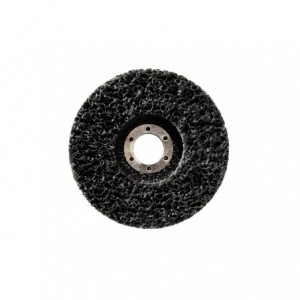 Ściernica talerzowa płaska z włókniny wielkoporowej talerz fibrowy 178x22,23mm abrabeta