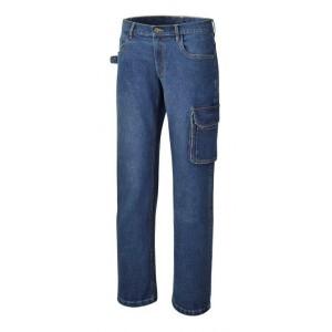 Spodnie z dżinsu ze streczem 7528 m