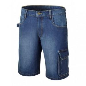 Spodnie kr.z dżinsu+strecz 7529 xs