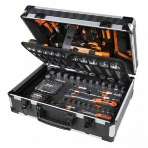 Zestaw 163szt.narzędzi easy w walizce