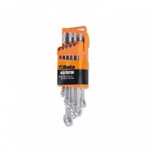 Szafka narzędziowa wisząca 5400/c54 z zestawem elementów mocujących narzędzia vg, pusta, model 5400/c54vgg, szara, 900x685x275mm