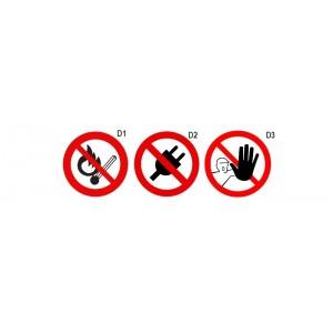 Znak zakazu zbliżania się