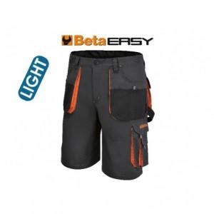 Spodnie rob.kr.easy light szar.7861g s