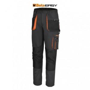 Spodnie rob.t/c szare 7900g xxl b.easy