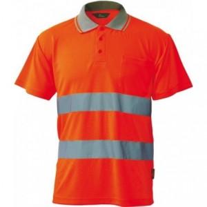 Koszulka polo ostrzegawcza pomar.xxxl Beta VWPS01-BO/XXXL