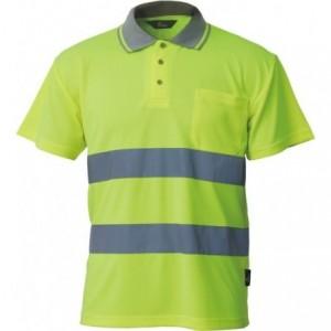 Koszulka polo ostrzegawcza żółta m Beta VWPS01-BY/M
