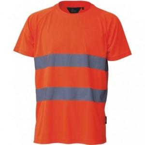 Koszulka t-shirt ostrzegawczy pomar.l Beta VWTS01-BO/L