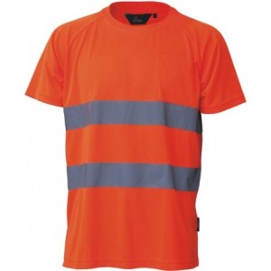 Koszulka t-shirt ostrzegawczy pomar.xl Beta VWTS01-BO/XL