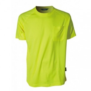 Koszulka t-shirt coolpas żółty-fluoresc l Beta VWTS10-AY/L