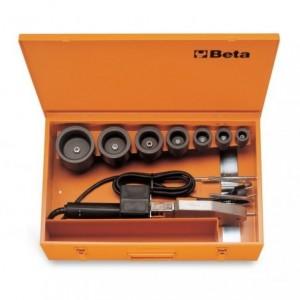 Zgrzewarka elektryczna do rur i kształtek z tworzyw sztucznych 310/2 z zestawem 7...