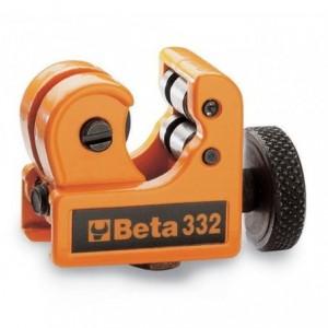 """Obcinak krążkowy do rur miedzianych Beta 332 3-16mm 1/8"""" - 5/16"""""""