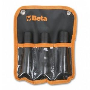 Komplet nasadek specjalnych 1428l 17-21mm 3 sztuki w pokrowcu Beta 1428L/B3