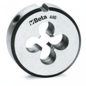 Narzynka okrągła Beta 440 STAL CHROMOWA GWINT METRYCZNY M4X0,7mm