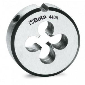 Narzynka okrągła Beta 440A STAL CHROMOWA GWINT METRYCZNY M12X1,75mm