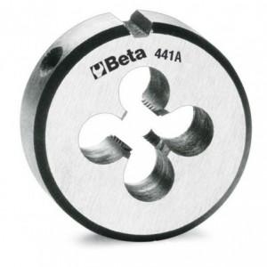 Narzynka okrągła Beta 441A STAL CHROMOWA GWINT METRYCZNY DROBNOZWOJNY M10X1mm